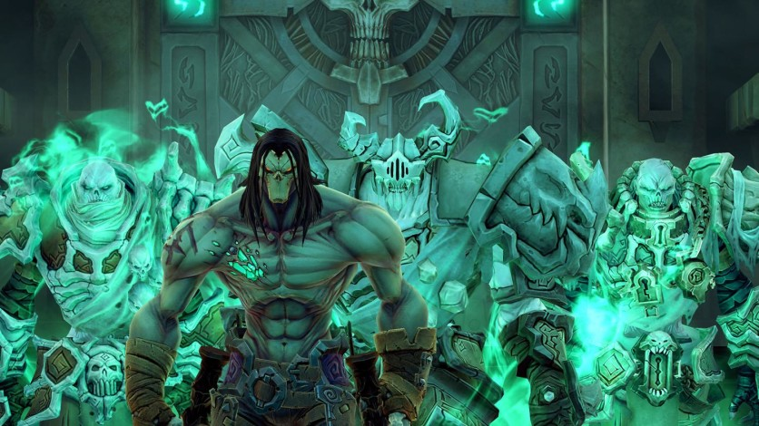 Screenshot 5 - Darksiders II: Deathinitive Edition