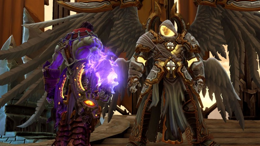 Screenshot 8 - Darksiders II: Deathinitive Edition