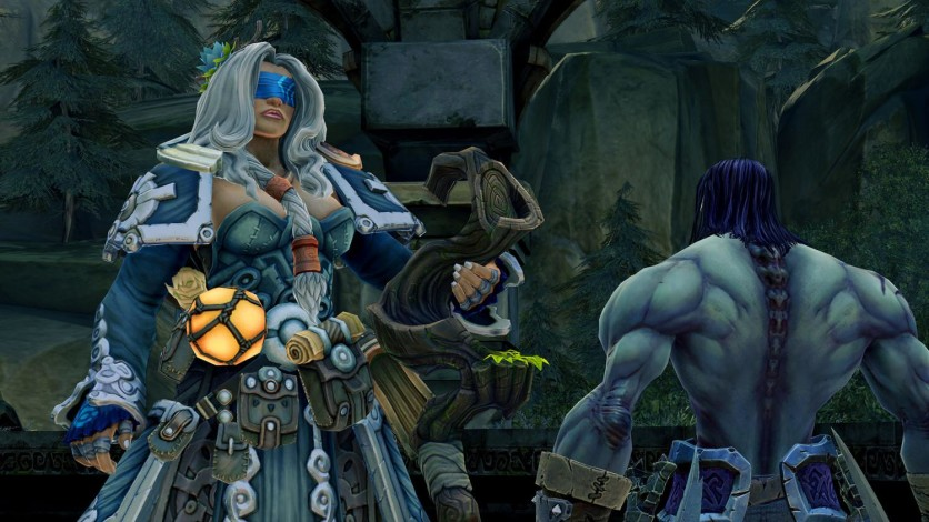 Screenshot 4 - Darksiders II: Deathinitive Edition