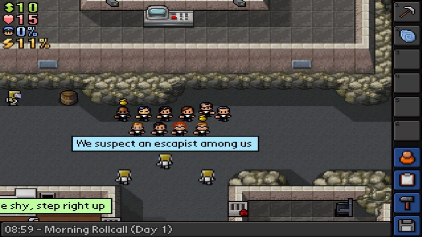 Screenshot 3 - The Escapists - Duct Tapes are Forever