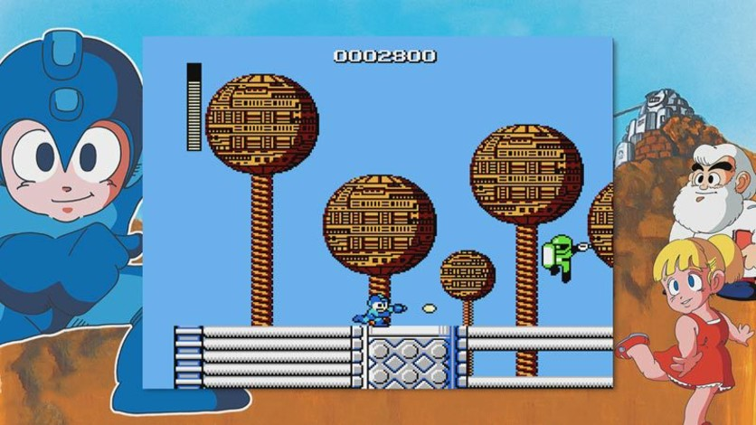 Screenshot 17 - Mega Man Legacy Collection