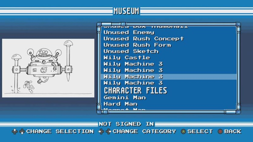 Screenshot 9 - Mega Man Legacy Collection