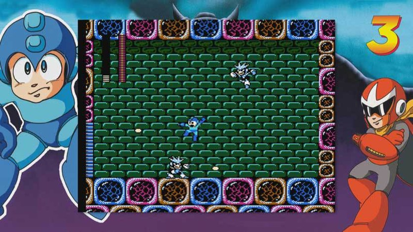 Screenshot 10 - Mega Man Legacy Collection