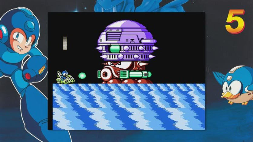 Screenshot 4 - Mega Man Legacy Collection