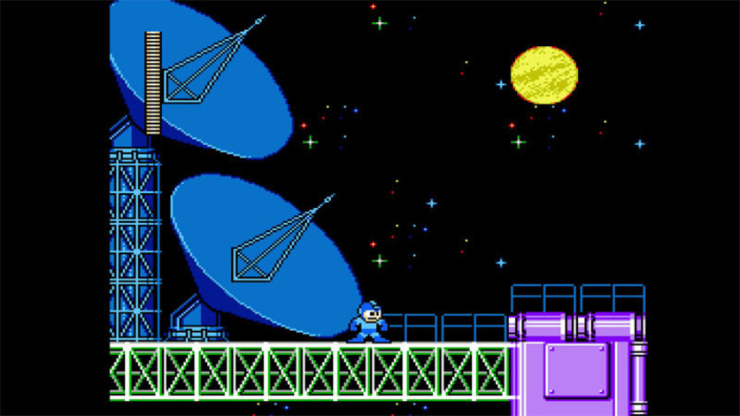 Screenshot 5 - Mega Man Legacy Collection