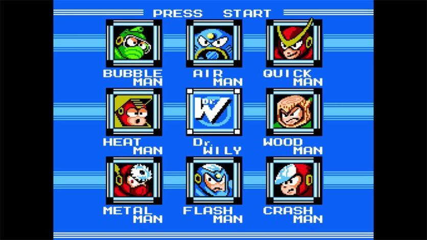 Screenshot 11 - Mega Man Legacy Collection