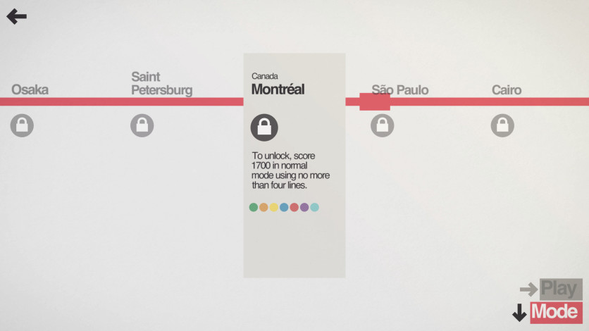 Screenshot 11 - Mini Metro