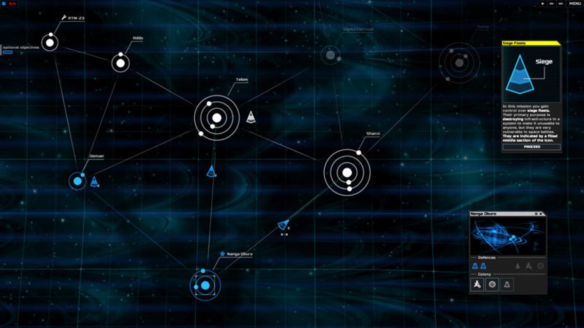Screenshot 4 - SPACECOM