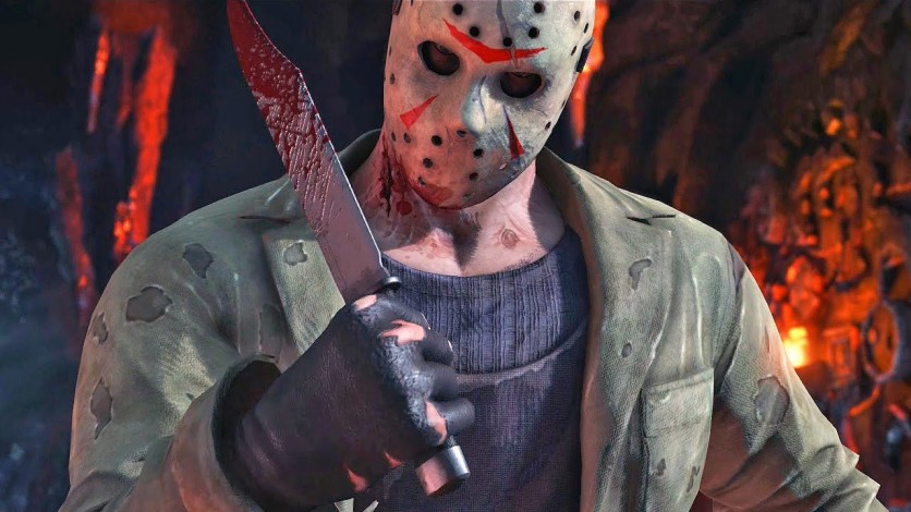 Screenshot 2 - Mortal Kombat X - Jason Voorhees