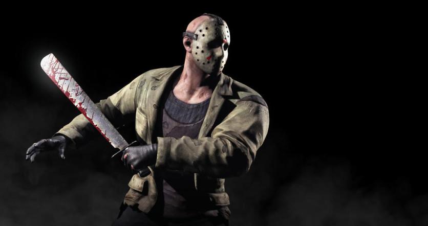 Screenshot 4 - Mortal Kombat X - Jason Voorhees