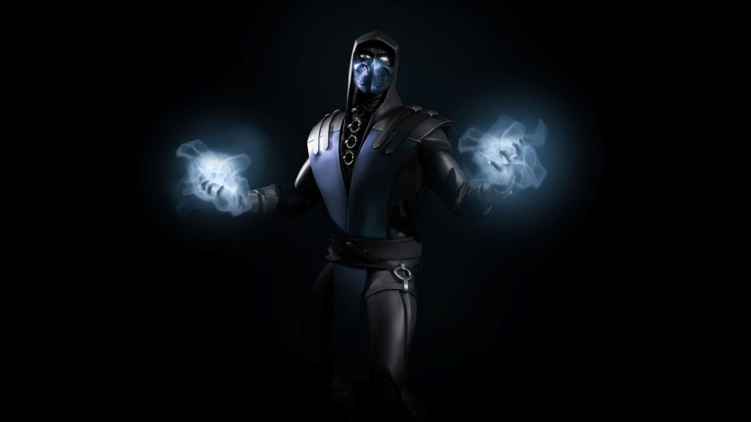 Screenshot 1 - Mortal Kombat X - Blue Steel Sub-Zero