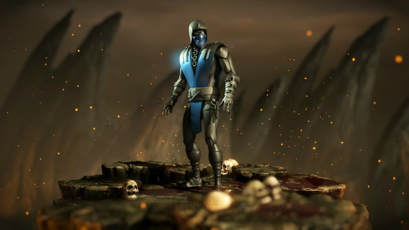 Screenshot 2 - Mortal Kombat X - Blue Steel Sub-Zero