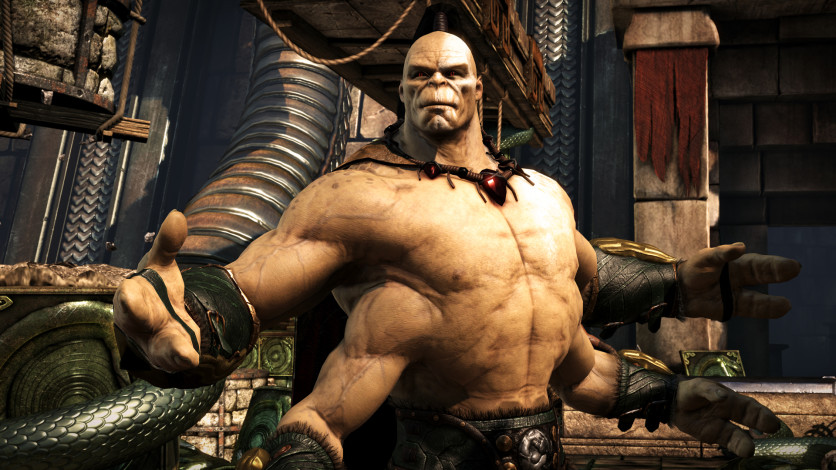Screenshot 1 - Mortal Kombat X - Goro