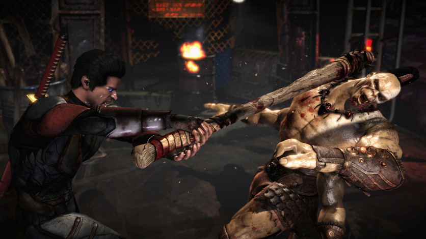 Screenshot 2 - Mortal Kombat X - Goro