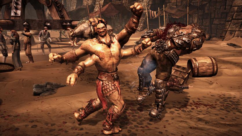 Screenshot 3 - Mortal Kombat X - Goro