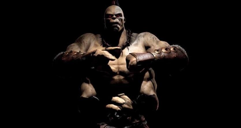 Screenshot 5 - Mortal Kombat X - Goro