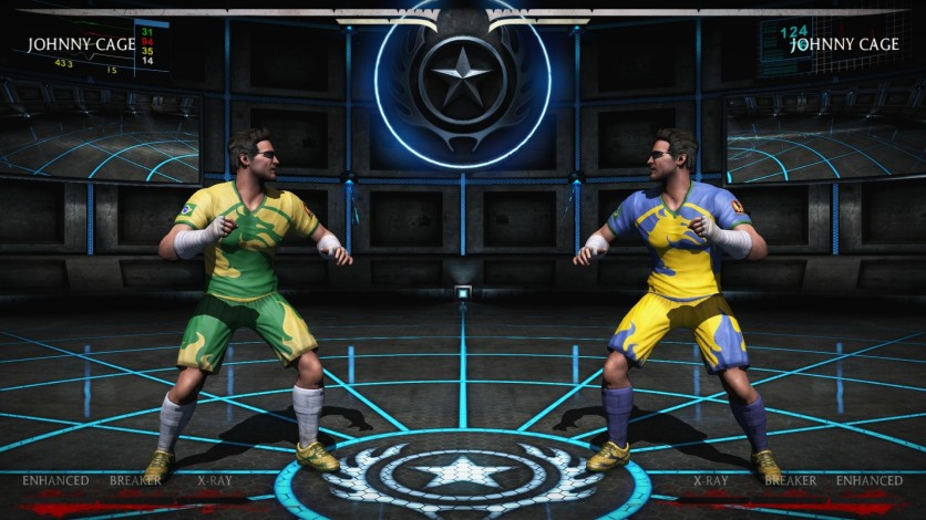 Screenshot 2 - Mortal Kombat X - Brazil Pack