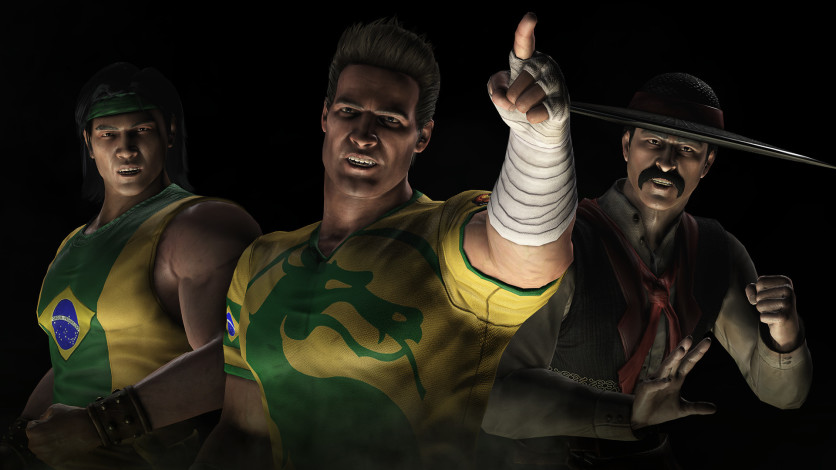 Screenshot 1 - Mortal Kombat X - Brazil Pack