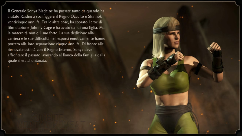 Screenshot 4 - Mortal Kombat X - Klassic Pack 1