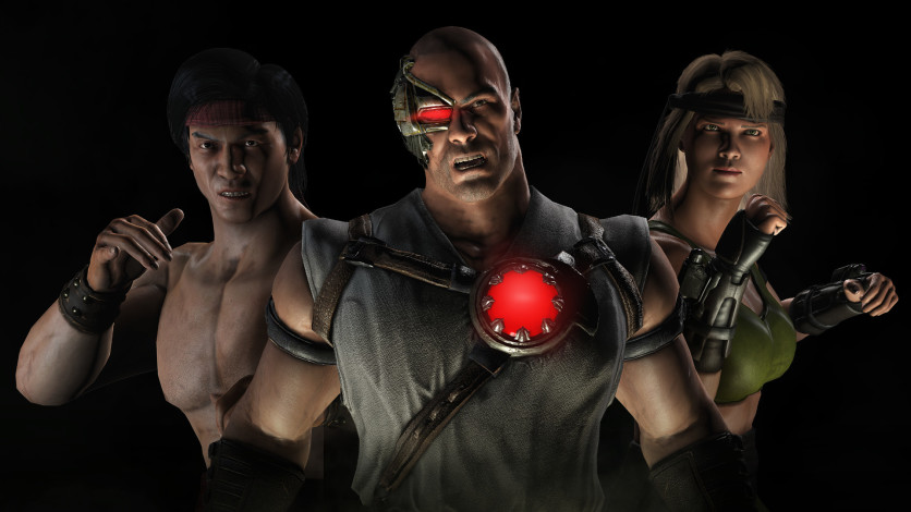 Screenshot 1 - Mortal Kombat X - Klassic Pack 1