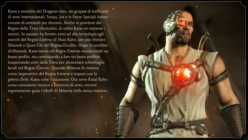 Screenshot 3 - Mortal Kombat X - Klassic Pack 1