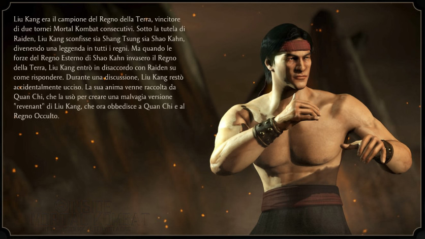 Screenshot 2 - Mortal Kombat X - Klassic Pack 1