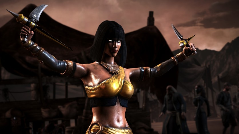 Screenshot 3 - Mortal Kombat X - Tanya