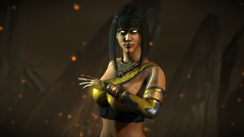 Screenshot 1 - Mortal Kombat X - Tanya