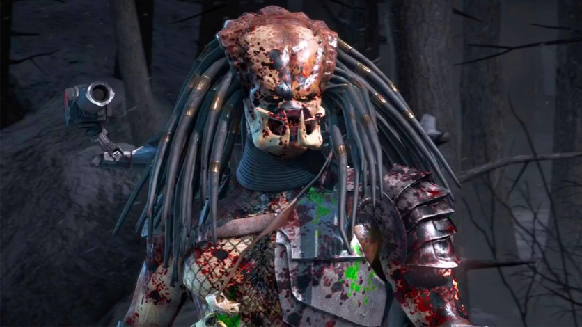 Screenshot 3 - Mortal Kombat X - Predator