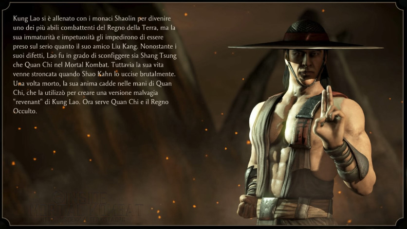 Screenshot 2 - Mortal Kombat X - Klassic Pack 2