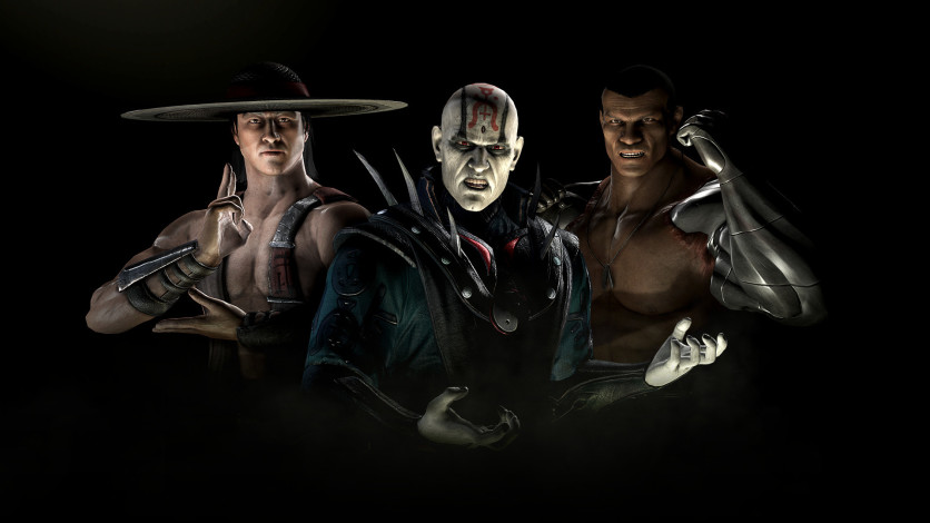 Screenshot 1 - Mortal Kombat X - Klassic Pack 2