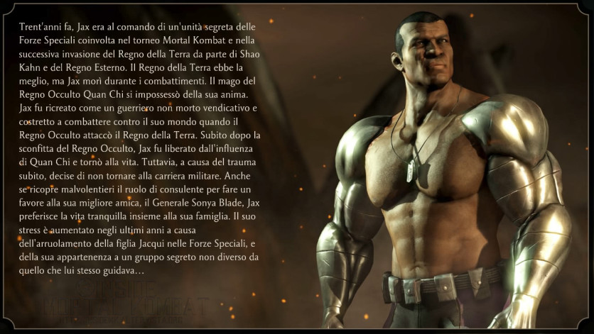 Screenshot 4 - Mortal Kombat X - Klassic Pack 2