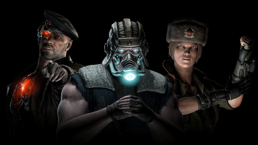 Screenshot 1 - Mortal Kombat X - Kold War Pack