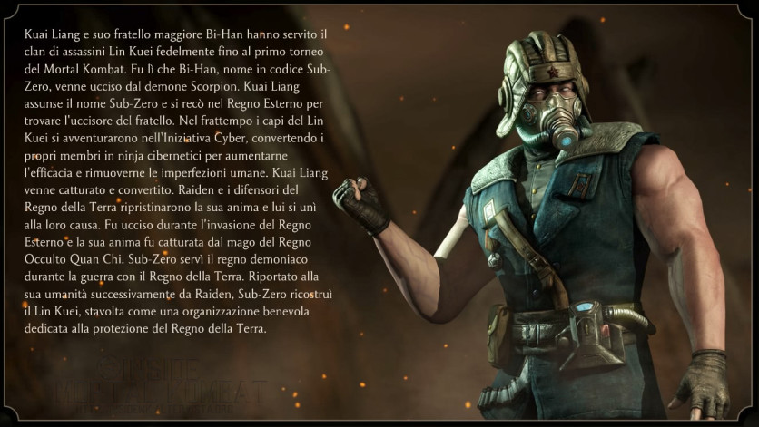 Screenshot 3 - Mortal Kombat X - Kold War Pack