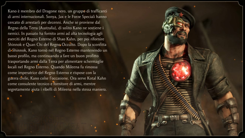 Screenshot 2 - Mortal Kombat X - Kold War Pack