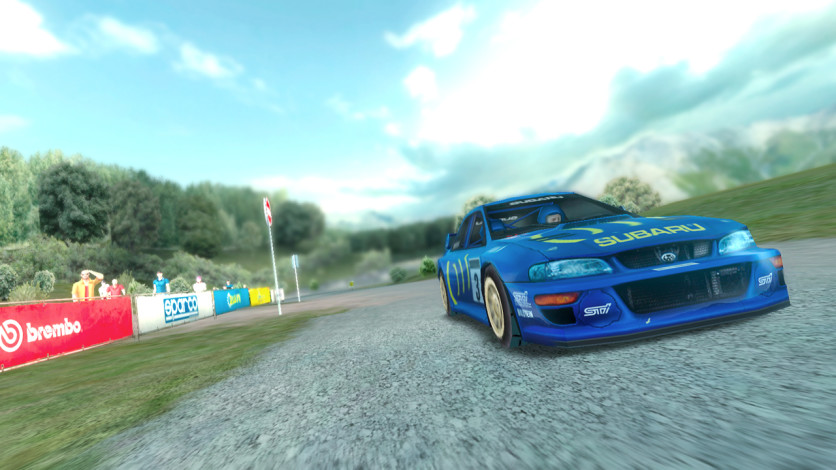 Screenshot 2 - Colin McRae Rally