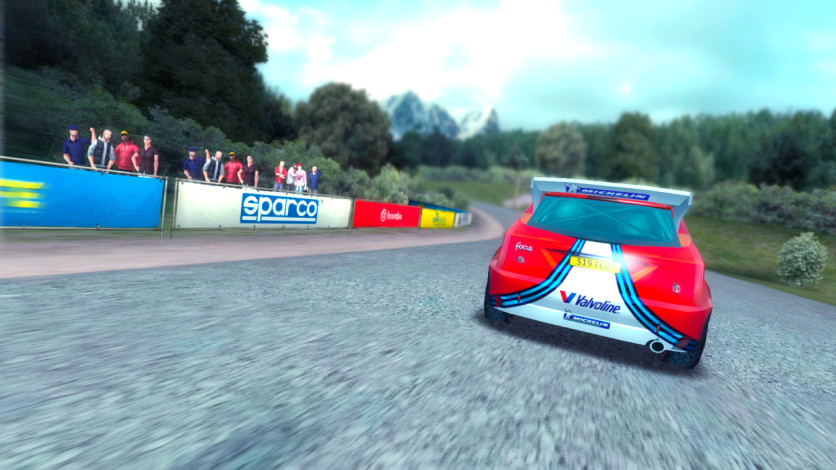 Screenshot 8 - Colin McRae Rally
