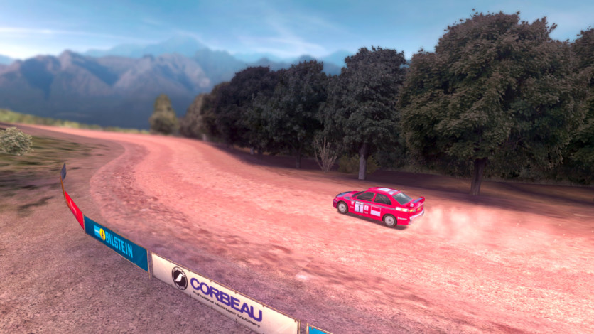 Screenshot 1 - Colin McRae Rally