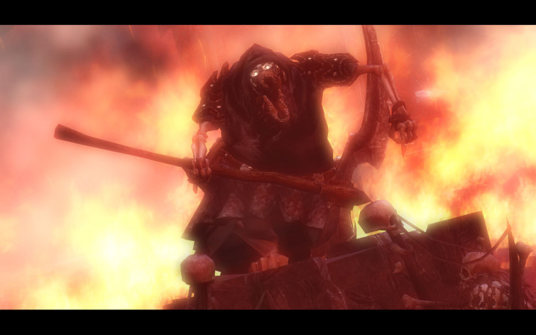 Screenshot 1 - Overlord Raising Hell