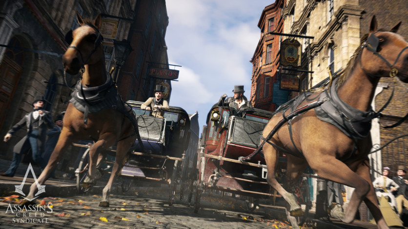 Screenshot 1 - Assassin's Creed Syndicate - Season Pass