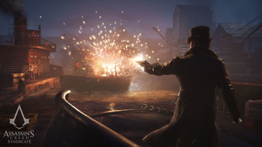 Screenshot 2 - Assassin's Creed Syndicate - Season Pass