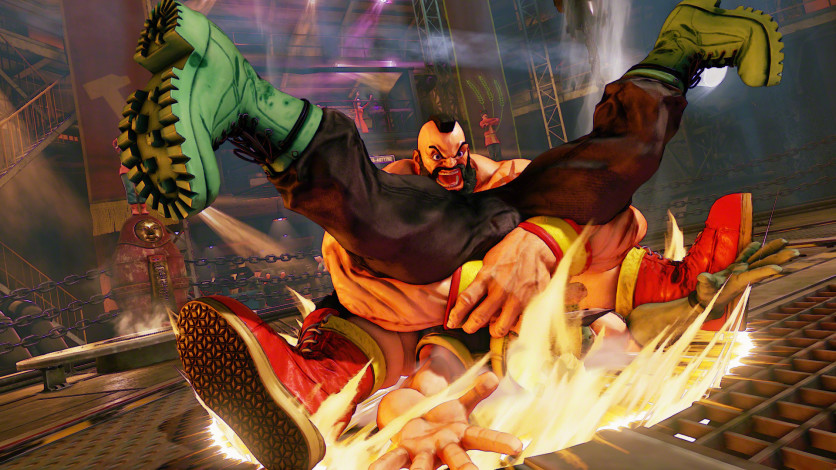 Screenshot 31 - Street Fighter V