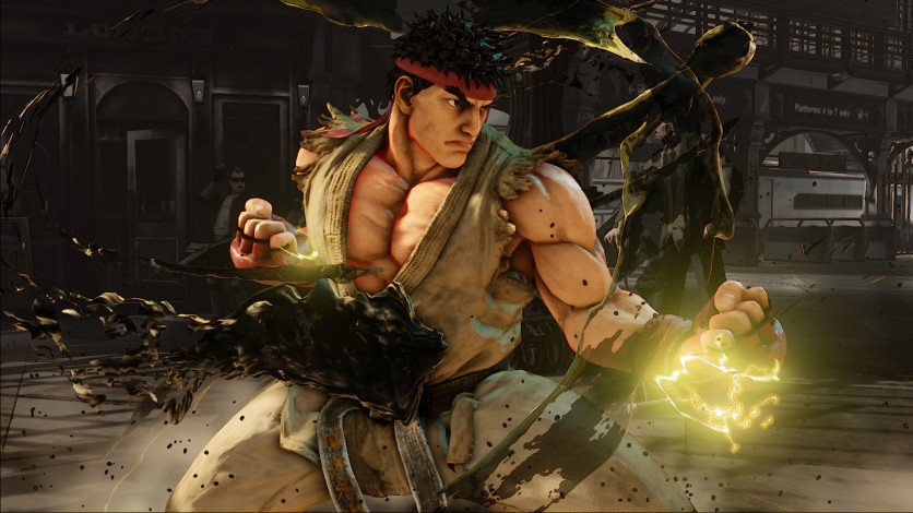 Screenshot 4 - Street Fighter V