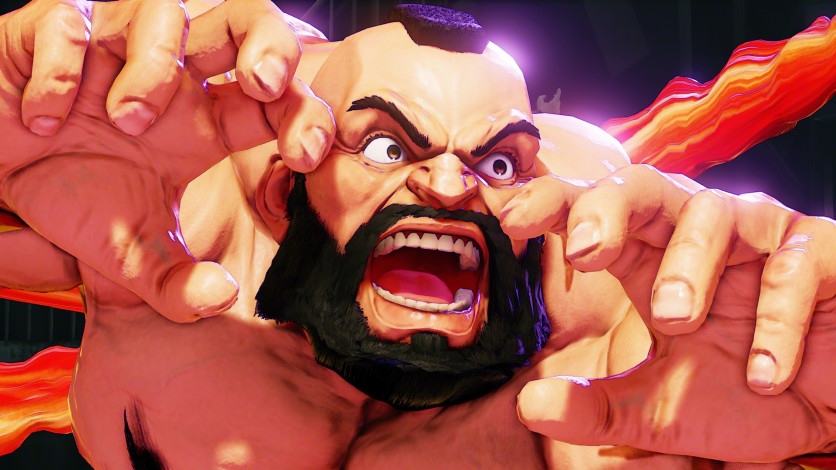 Screenshot 30 - Street Fighter V