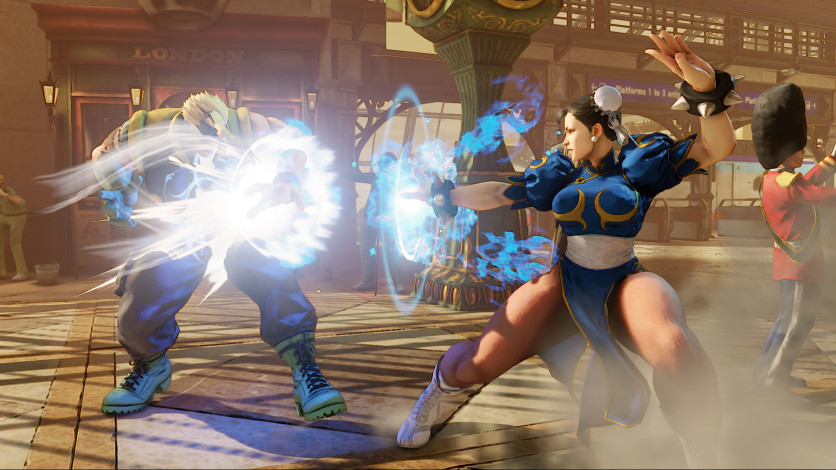 Screenshot 17 - Street Fighter V
