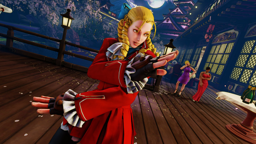 Screenshot 13 - Street Fighter V