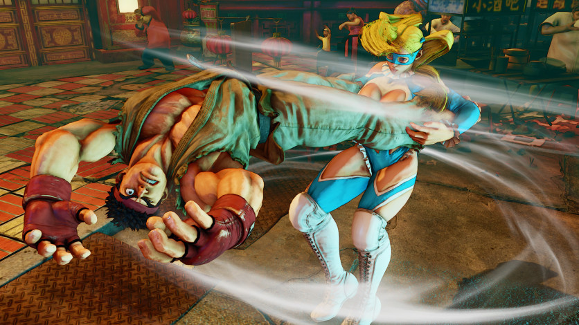 Screenshot 24 - Street Fighter V