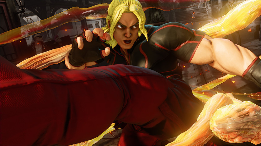 Screenshot 20 - Street Fighter V