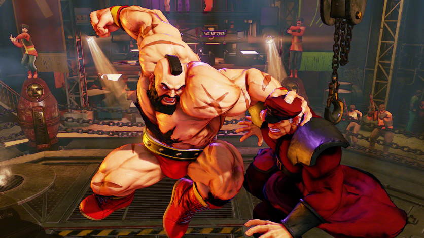 Screenshot 3 - Street Fighter V