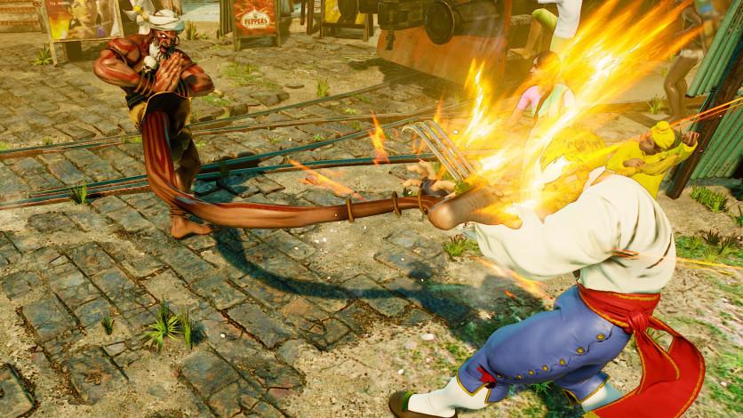 Screenshot 36 - Street Fighter V
